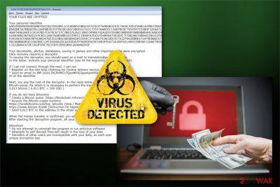 Osk ransomware image