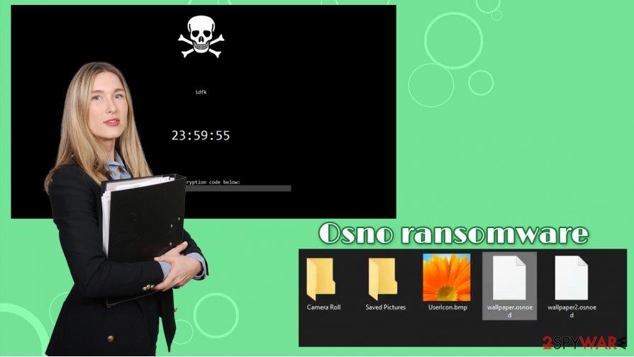 Osno ransomware virus