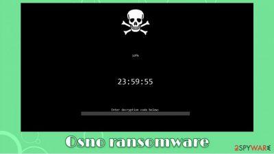 Osno ransomware