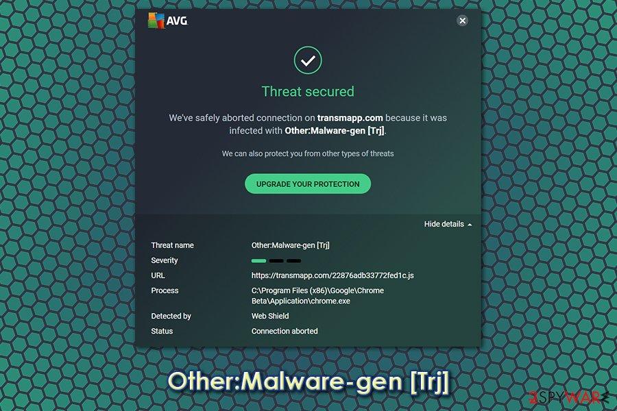 Other:Malware-gen [Trj]