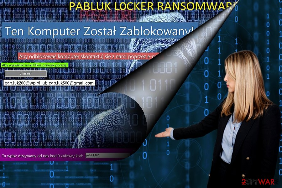 The image revealing Pabluk Locker