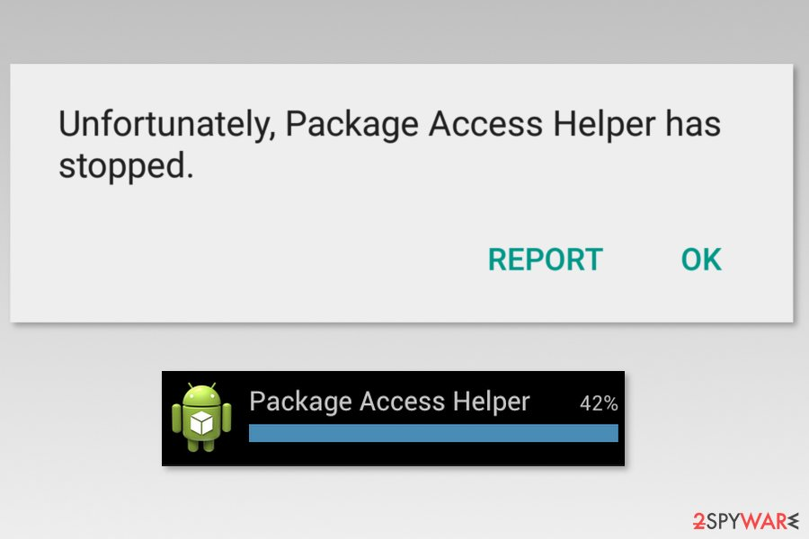 Package Access Helper