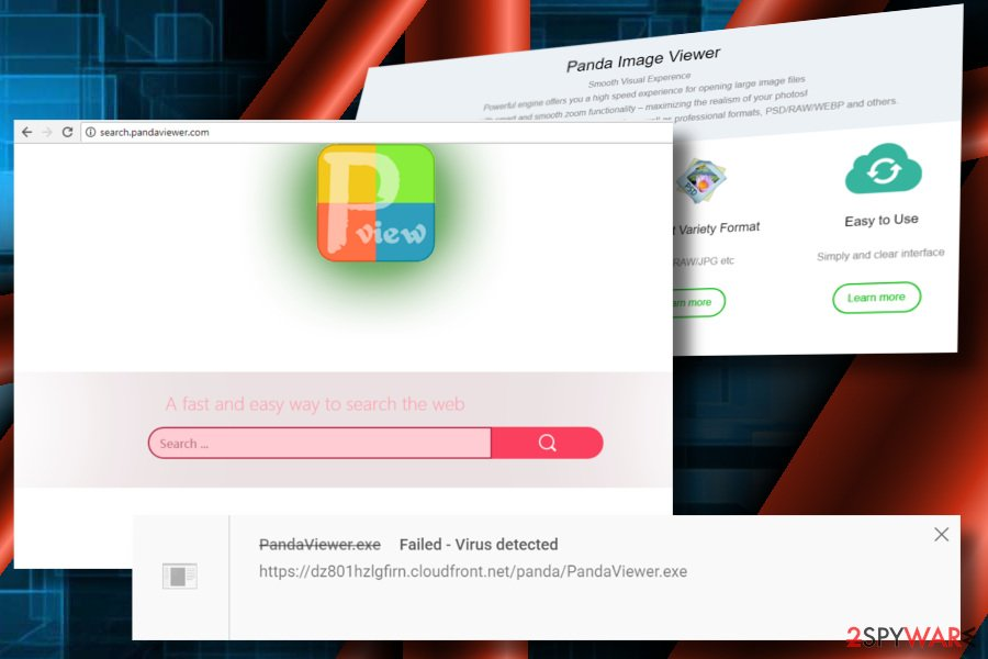 Remove Search pandaviewer com virus (Removal Guide) - Sep
