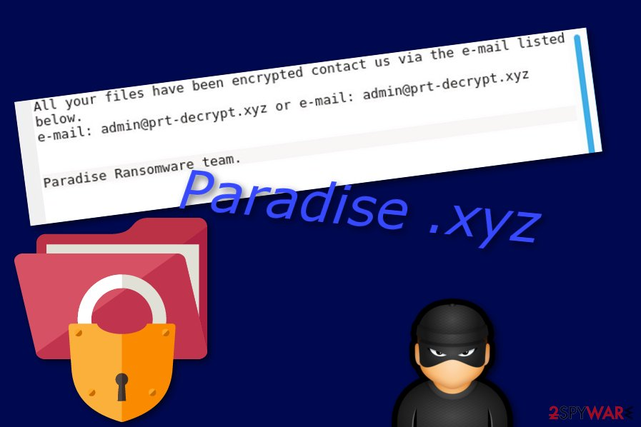New version of Paradise virus
