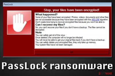 PassLock virus