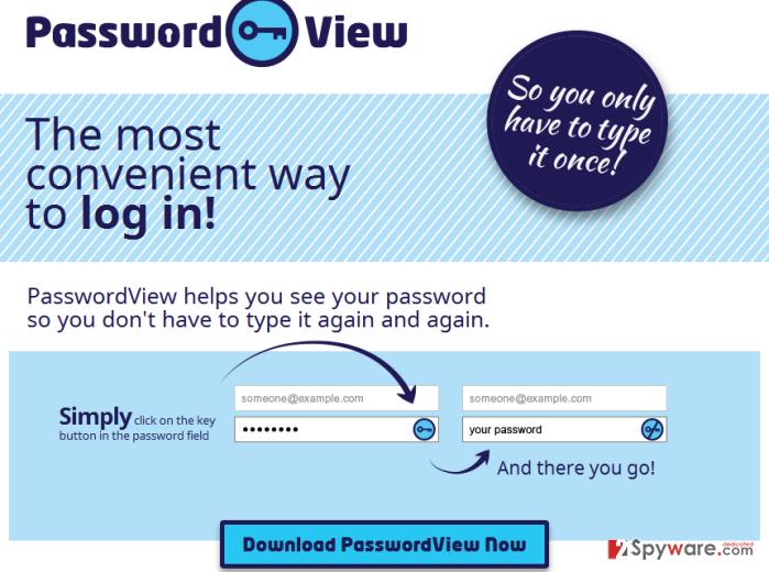 passwordview