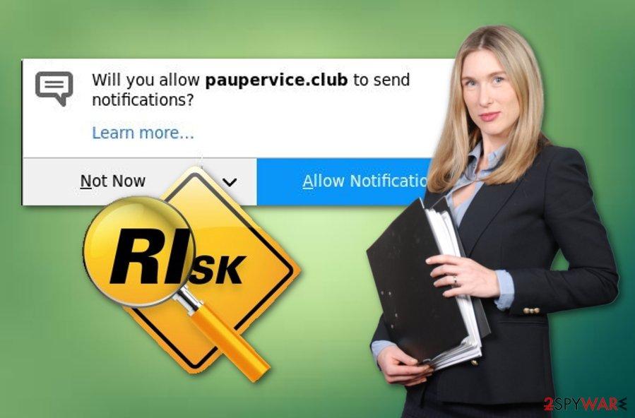 Paupervice.club PUP