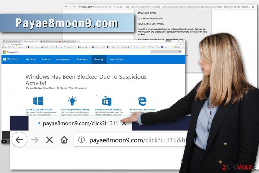 Payae8moon9.com adware examples