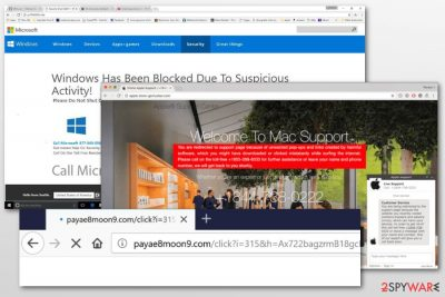 Payae8moon9.com redirect virus