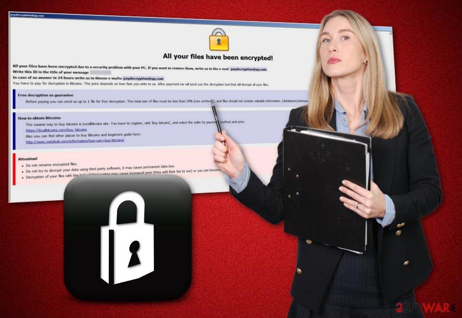 Paydecryption@qq.com virus