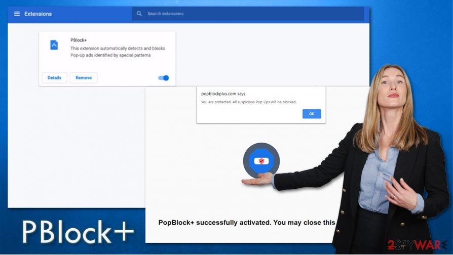 PBlock+ adware