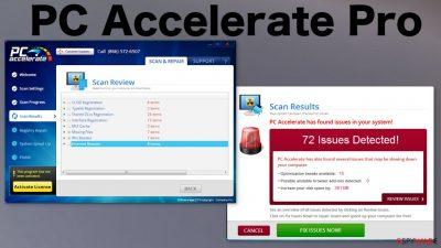 PC Accelerate Pro virus