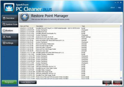 PC Cleaner Plus virus