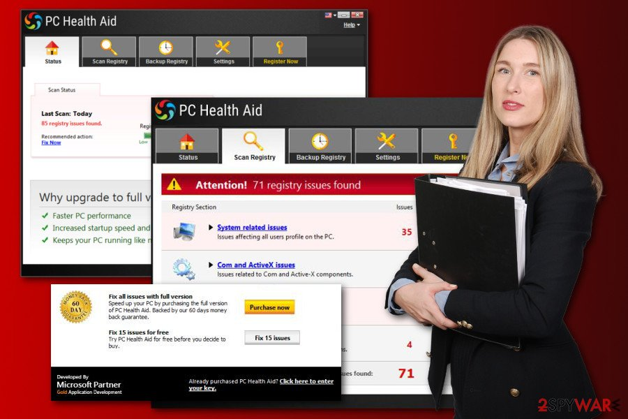 PC Health Aid virus