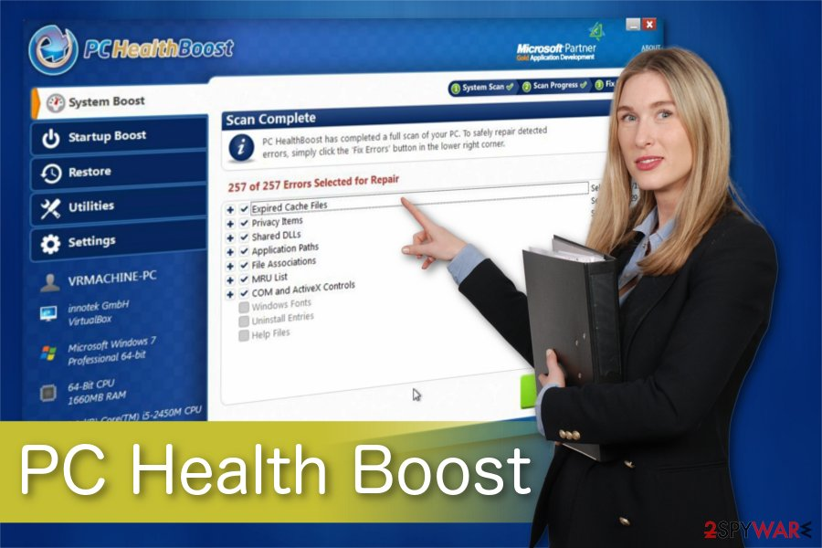 PC Health Boost illustration