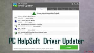 PC HelpSoft Driver Updater