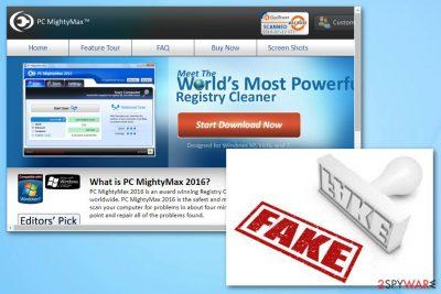 PC MightyMax virus