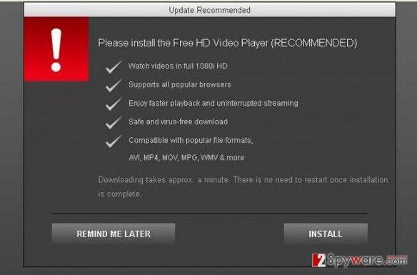 PC Safe Antivirus snapshot