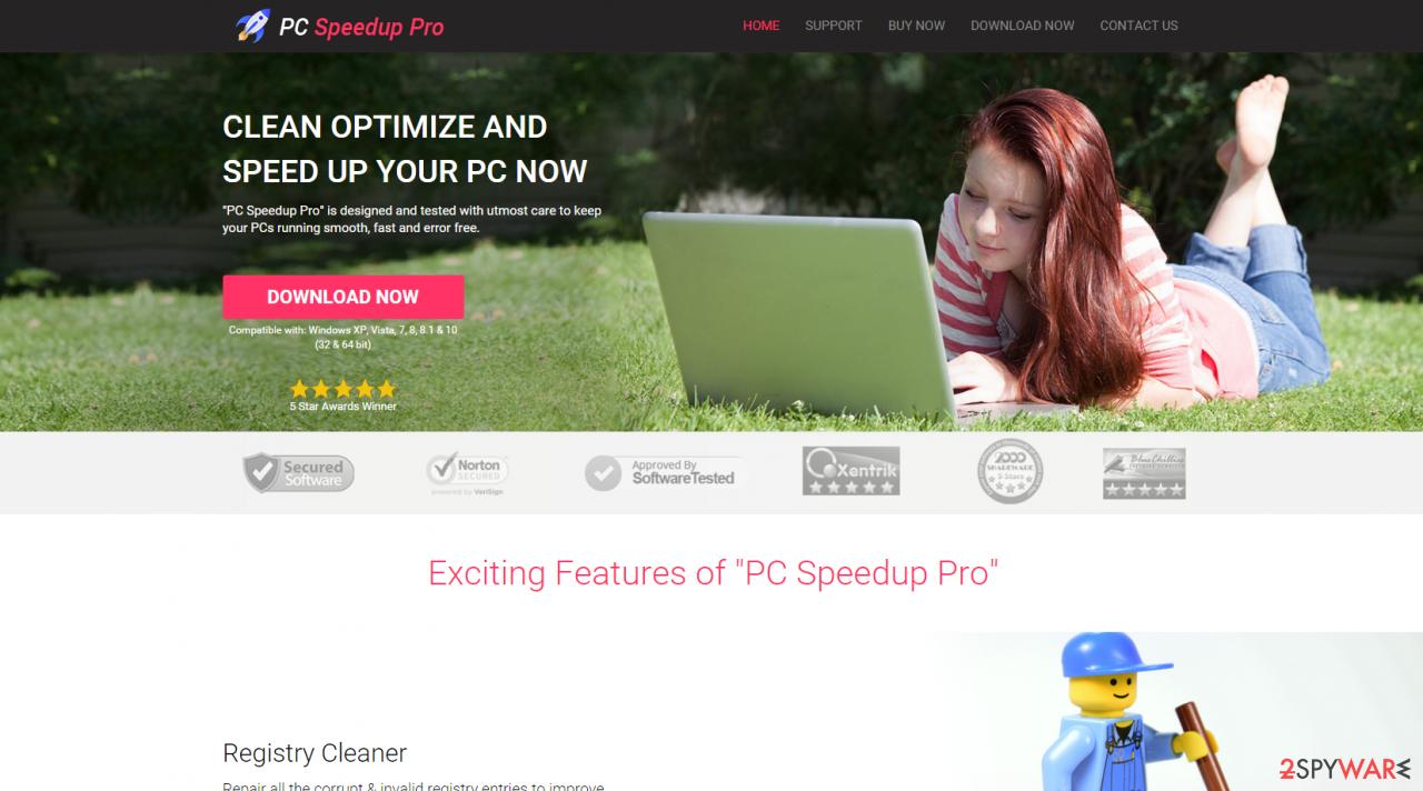 PC SpeedUp Pro
