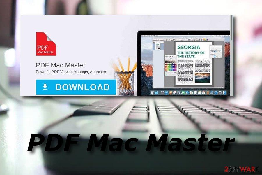Remove PDF Mac Master (Removal Guide) - Tutorial