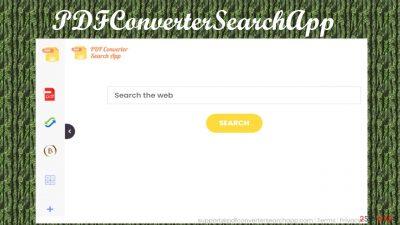 PDFConverterSearchApp virus
