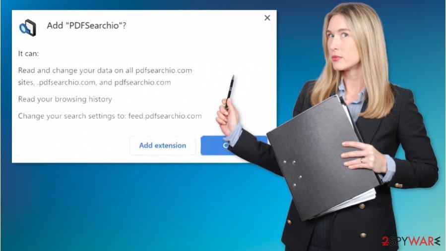 PDFSearchio virus