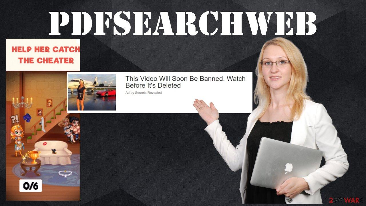 PDFSearchWeb ads
