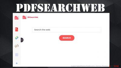 PDFSearchWeb virus