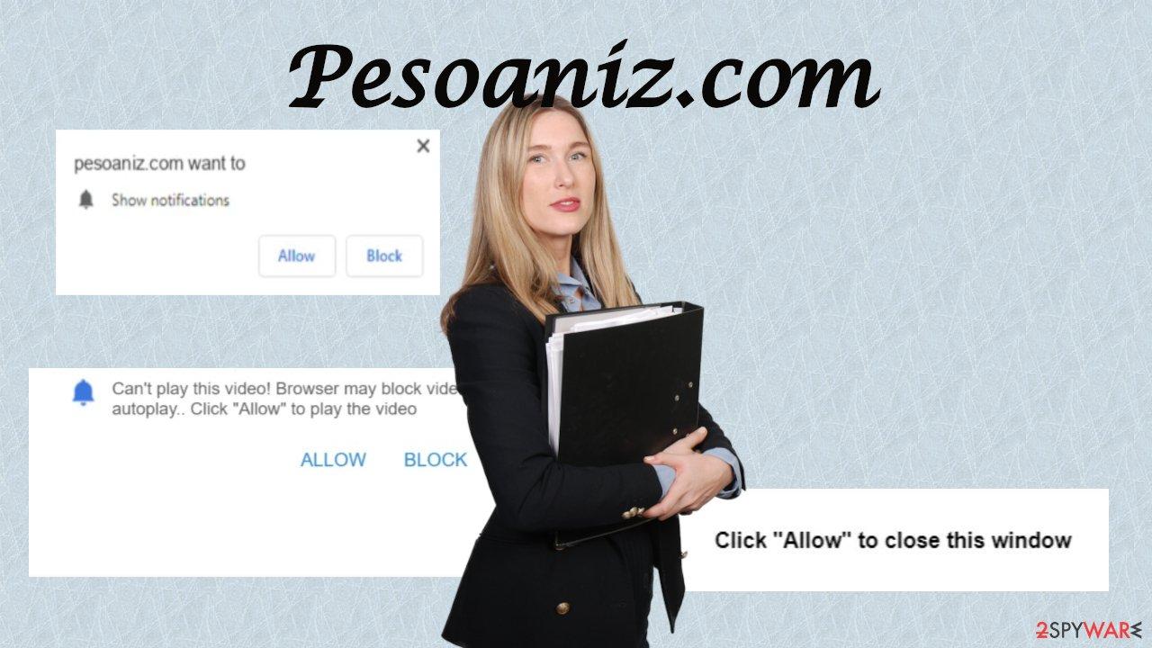 Pesoaniz.com adware