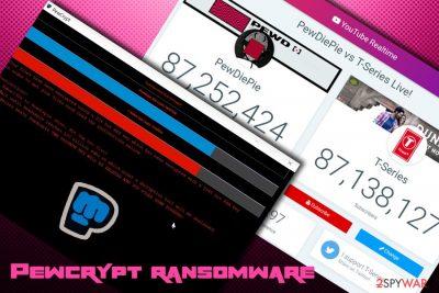 Pewcrypt ransomware