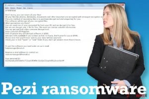 Pezi ransomware