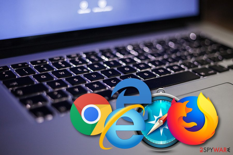 Phase Search browser hijacker