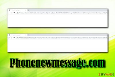Phonenewmessage.com