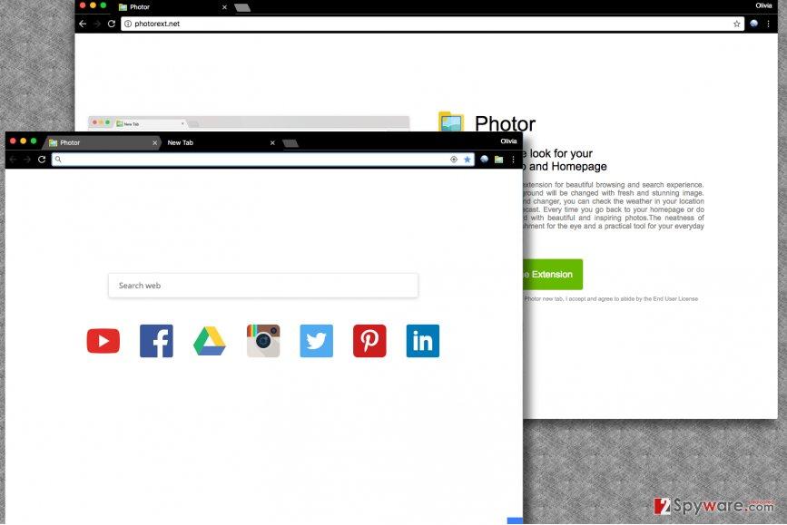 Photorext.net virus