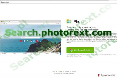 Search.photorext.com screenshot
