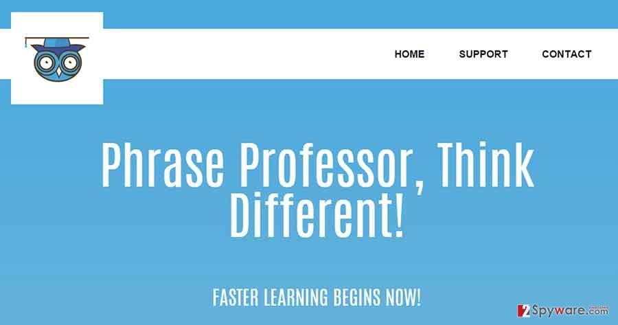 PhraseProfessor ads