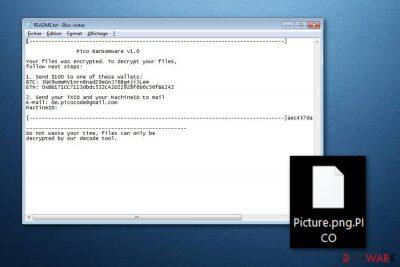 Pico ransomware
