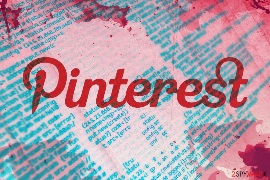 Pinterest malware