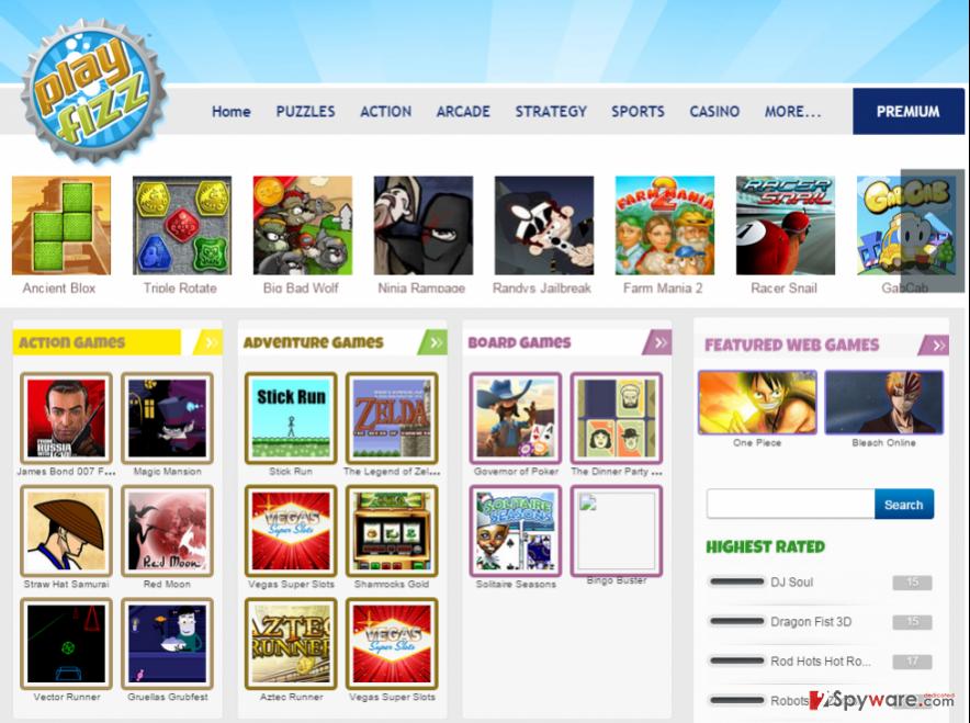 Ads by PlayFizz
