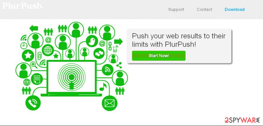 PlurPush