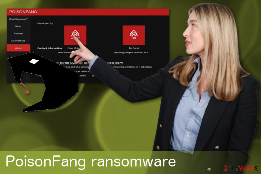 PoisonFangransomware