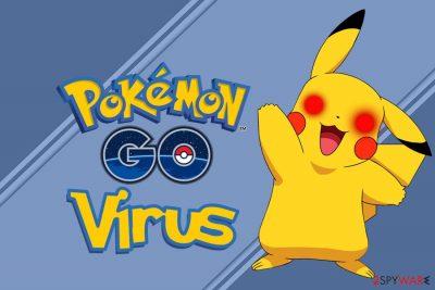 Pokemon Go virus