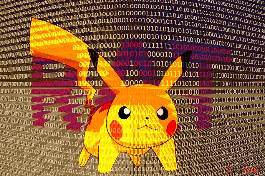 Pokemon Go virus RAT