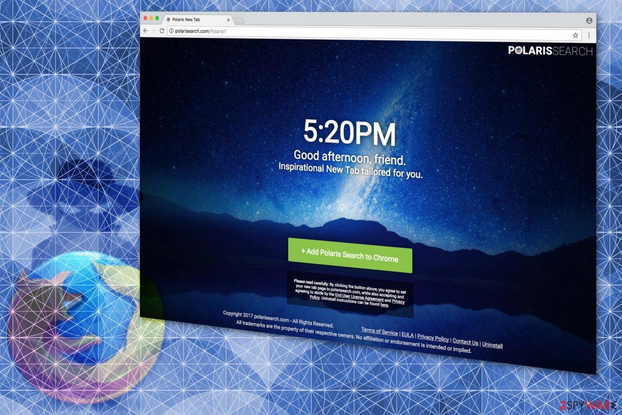 polarisearch.com image