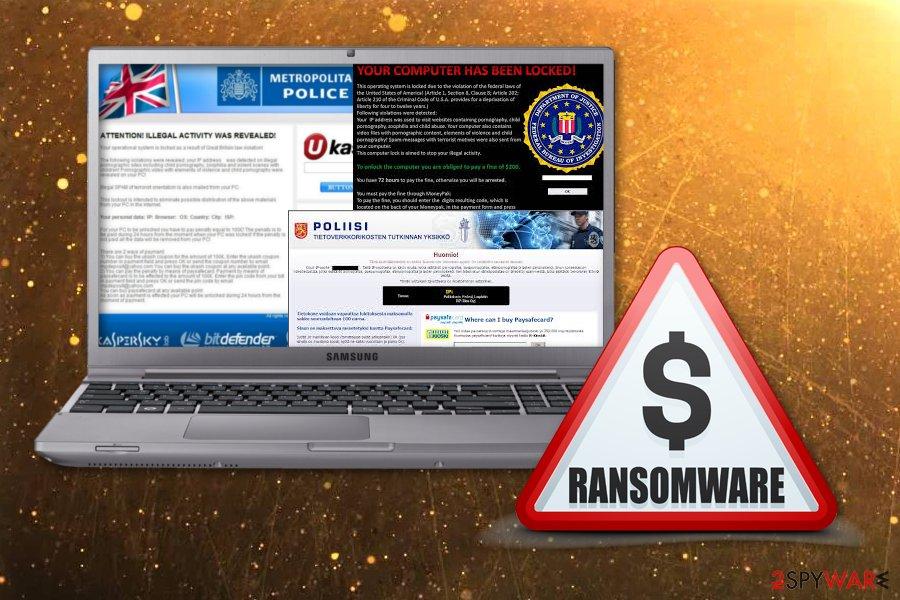 Police malware