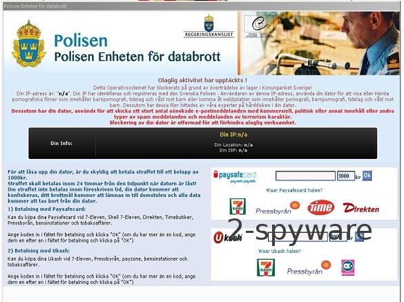 Polisen virus