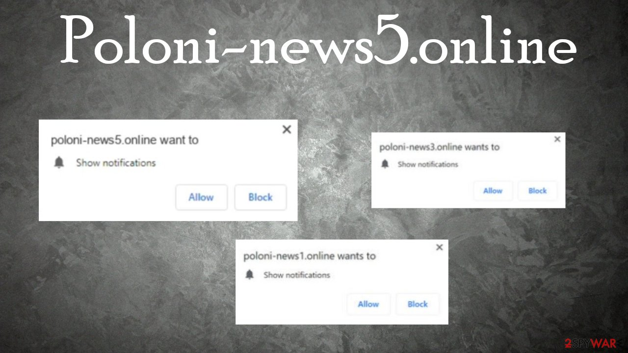Poloni-news5.online notifications