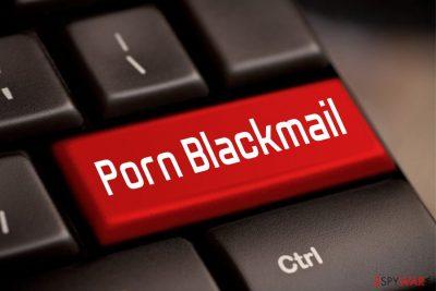 Porn Blackmail virus