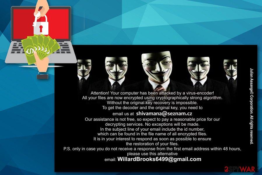 Pottieq ransomware