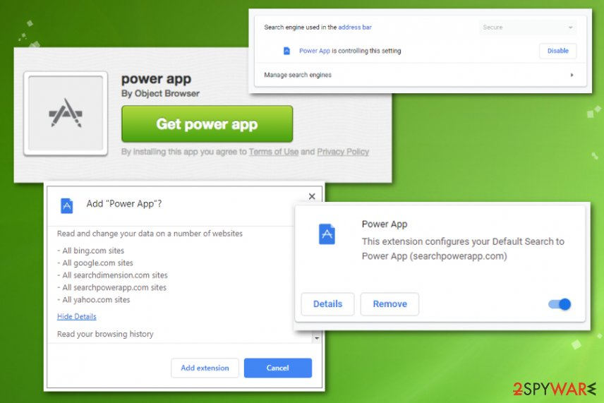 Power App virus